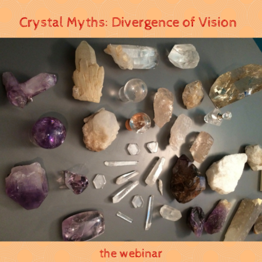 Crystl Myths- Divergence of Vision