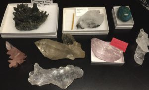 An assortment a client recently asked me to set aside for them...all substantial items.