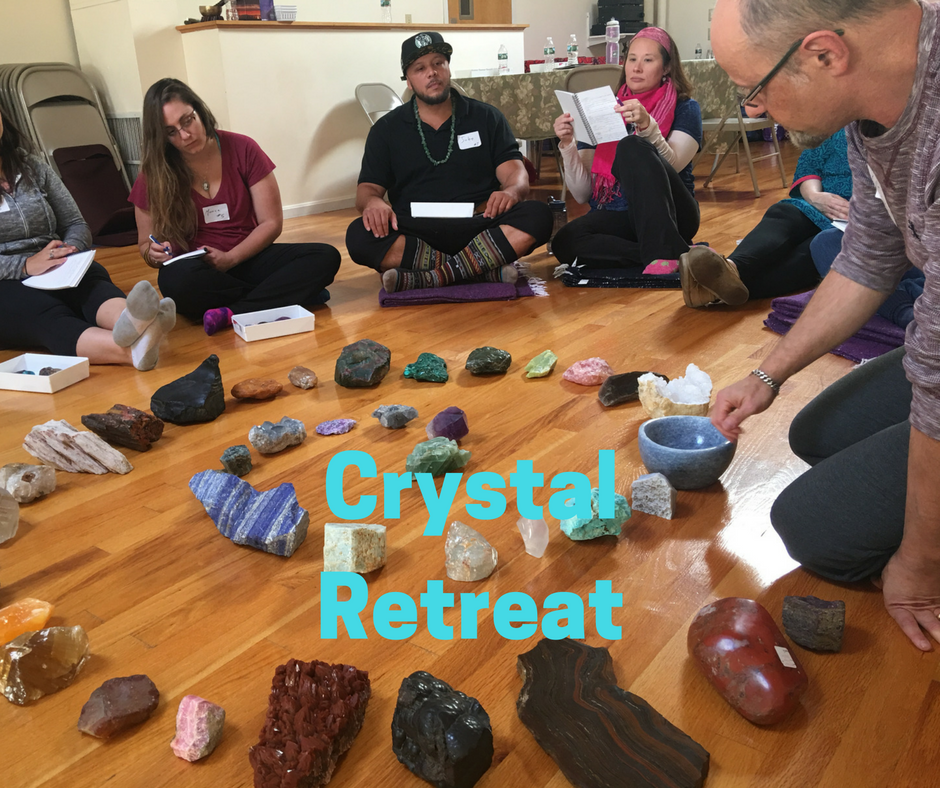 "Crystal Wisdom & Wellness Gathering – ""In their own words"" – attendees' share about their experiences"