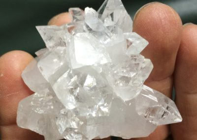 Apophyllite (clear)