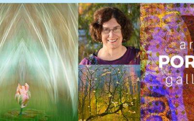 Art Exhibit: Spirit Songs with artist Anne Black 12/2/17 through 2/7/18