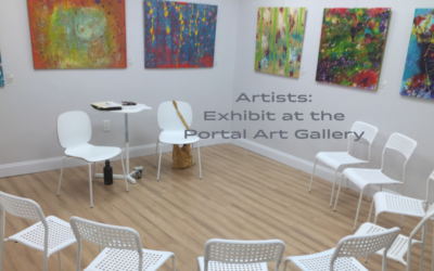 Call to Artists: Exhibit at Portal Art Gallery!