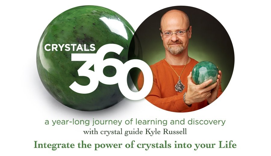 Crystals360 invitation ~ a transcription of the Crystal Energy Zone podcast ~ episode #3