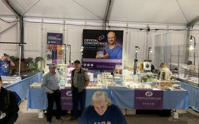Tucson Gem Show – Crystal Heaven (behind the scenes)