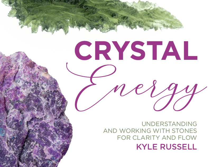 A Preview Glimpse into my Crystal Book (and the process of writing it)
