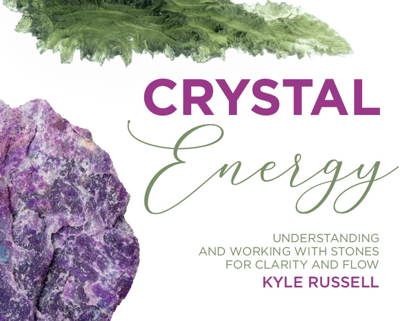 my Crystal Book-Writing experience